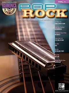 Pop Rock: Harmonica Play-Along Volume 1