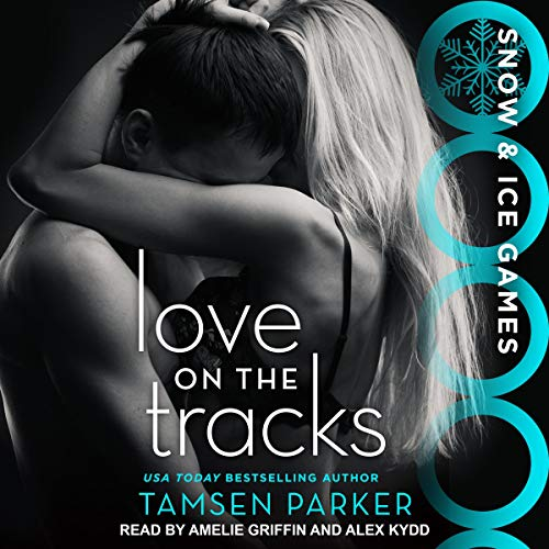 Love on the Tracks audiobook cover art