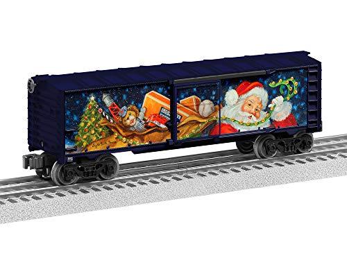 Lionel ionel Angela Trotta Thomas, Electric O Gauge Model Train Accessories, Christmas boxcar