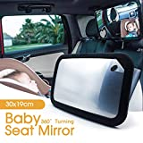 OZSTOCK Car Baby Seat Inside Mirror View Back Safety Rear Ward Facing Care