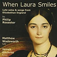 Philip Rosseter: Lute solos and songs from Elizabethan England by Matthew Wadsworth (2006-02-13)