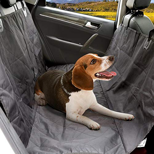 AQPET Telo Amaca Coprisedile per Animali Domestici Impermeabile Universale per Auto 140x150cm