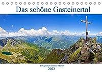 Das schoene Gasteinertal (Tischkalender 2022 DIN A5 quer): Landschaftsimpressionen vom schoenen Gasteinertal (Monatskalender, 14 Seiten )