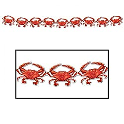 Crab Streamer Party Accessory