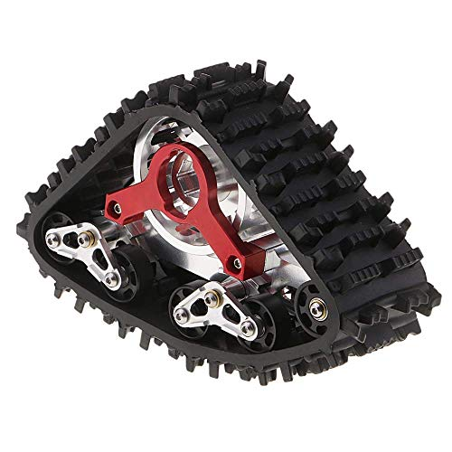 1:10 Scale RC Truck Upgrade Parts Metal Snow Chain Tire Tire Wheel for Axial SCX10 Hobby Grade Toy Accessory