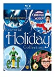 Essential Holiday Collection (The Polar Express / National Lampoon's Christmas Vacation / Elf / A Christmas Story) [Blu-ray]