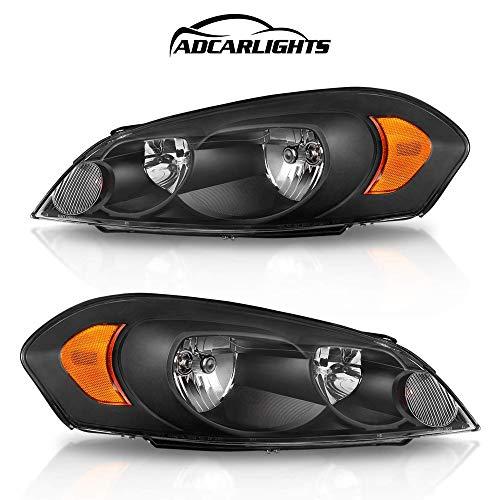 08 impala headlight assembly - 3