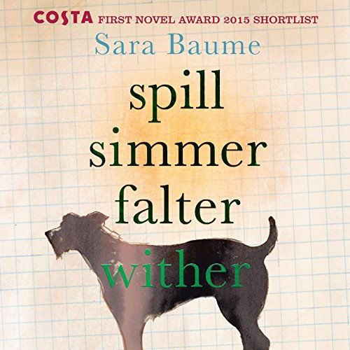 Spill Simmer Falter Wither audiobook cover art