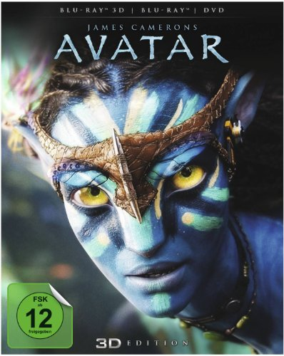 AVATAR (3D & 2D BLU-RAY & DVD)