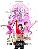 Greatest Showman coloring book: Musical Biographical Drama Coloring Book for Adults Kids
