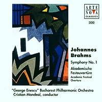Brahms:Sym 1/Akademic Fest Ov