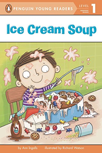 Product Image of the Ice Cream Soup (Penguin Young Readers, Level 1)