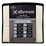 AllerEase Platinum Mattress Protector, Queen Sized - 360 Degree...