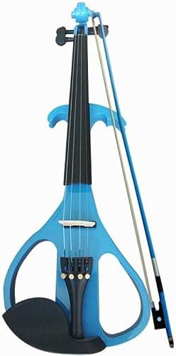 C.N. Rime Pad Son Blanc Violon électronique,Bleu,Taille Unique