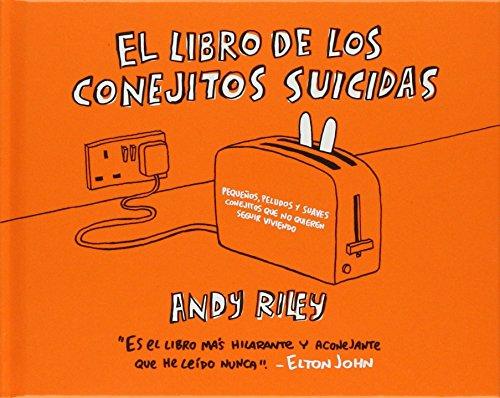 Libro De Los Conejitos Suicidas,E (Kili Kili)