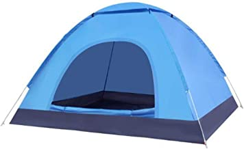 Camping Tent for Outdoor Hunting, Hiking, Climbing, Travel,Backpacking Tent, Instant Automatic pop up Tent, 1-2 Person