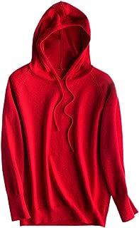 Women's Cashmere Blend Hoodie