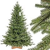 FairyTrees künstlicher Weihnachtsbaum BAYERISCHE...