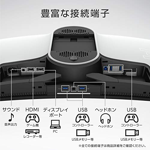Dell(デル)『Alienware曲面ゲーミングモニター(AW3420DW)』