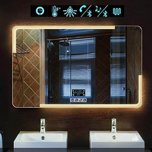 LLHNL Touch Led Mirror