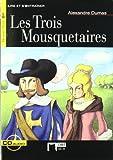 LES TROIS MOUSQUETAIRES (AUDIO TELECHARGEABLE) (Chat Noir. Lire Et S'entrainer)