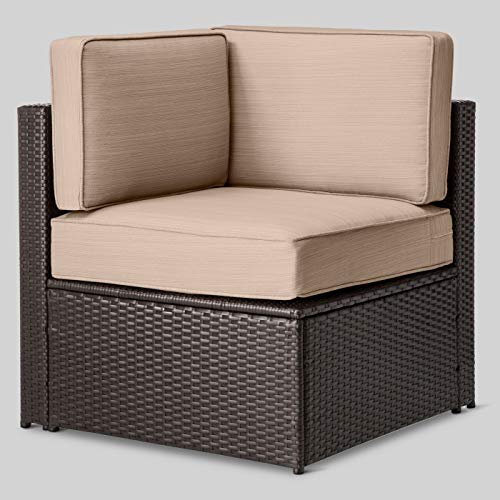 Sedona All Weather Wicker Patio Sectional Corner Chair - Project 62™