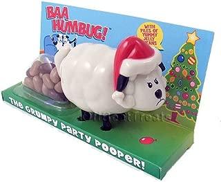Bah Hum Bug Christmas Animal Pooping Jelly Bean Dispenser