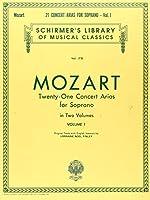 21 Concert Arias for Soprano