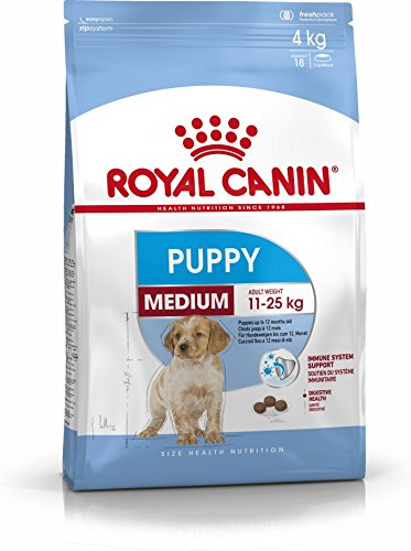 Royal Canin 35215 Medium Puppy 4 kg - Hundefutter
