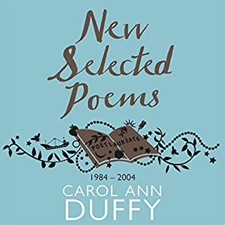 New Selected Poems: 1984-2004 cover art