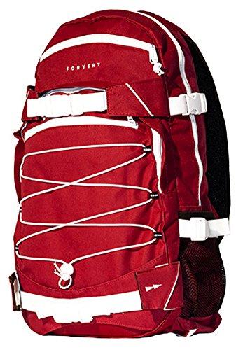 Forvert Ice Louis Backpack Rucksack Bag Tasche 880229(Burgundy)