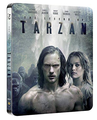 The Legend of Tarzan Steelbook - Blu-Ray [Italia] [Blu-ray]