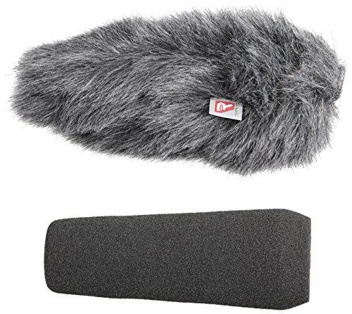 Rycote 055203 - Espuma y quitavientos para micrófonos (10 cm, 19/22 SGM)