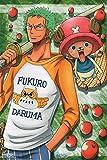 De Dibujos Animados de una Pieza Luffy Puzzle 500/1000/1500 Pieza del Rompecabezas for los Adultos Tecnología Medios Piezas encajan Perfectamente descompresión de Dibujos Animados de Anime