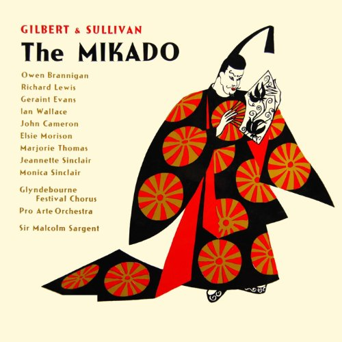 The Mikado, Act 2, Pt. 2 (Including Here's A How-De-Do / Miya Sama / A More Humane Mikado / The Criminal Cried / See How The Fates / Flowers That Bloom / Alone, And Yet Alive / Tit Willow / There's A Beauty / Finale)