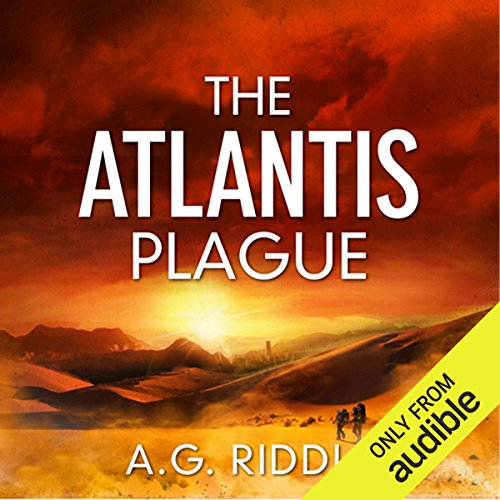 The Atlantis Plague     The Origin Mystery, Book 2              By:                                                                                                                                 A. G. Riddle                               Narrated by:                                                                                                                                 Stephen Bel Davies                      Length: 13 hrs and 7 mins     106 ratings     Overall 4.2