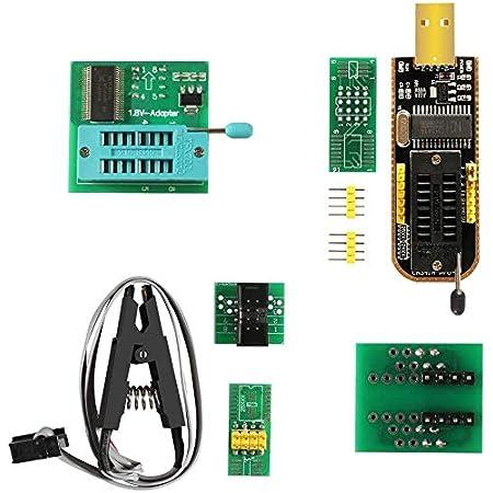 Zhiting Ch341a 24 Eeprom Flash Bios Usb Programmierer Elektronik