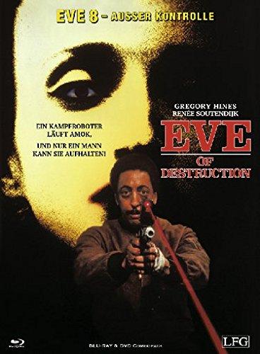Eve 8 - Ausser Kontrolle - Limitiertes Mediabook auf 222 Stück (+ DVD) [Blu-ray]