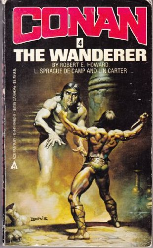 Conan 04/the Wanderer (German Edition) 0441114628 Book Cover