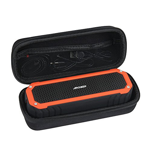 Hermitshell Hard EVA Travel Case Fits Archeer A226 Portable Bluetooth Speakers Outdoor Sport Shower Wireless Speaker