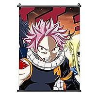 フェアリーテイル Fairy Tail1 ポスター掛け ファッション 3 Dプリント インテリアアート壁 ポスター 室内日本 壁の装飾 装飾画 アートポスター 壁画の装飾 絵を掛ける