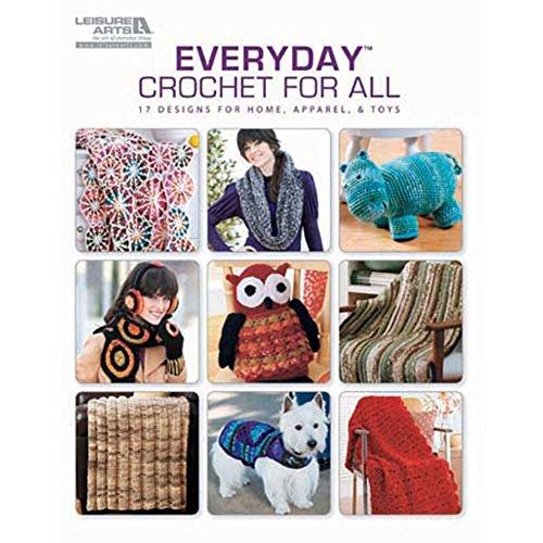Herrschners Everyday Crochet for All Crochet Book