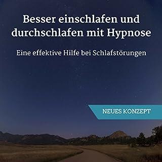 Besser einschlafen und durchschlafen mit Hypnose Titelbild
