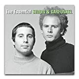 Simon & Garfunkel S Albumcover - The Essential Simon and