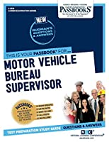 Motor Vehicle Bureau Supervisor