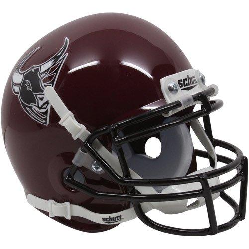 Schutt NCAA Mini Authentic XP Casco de fútbol, Mesa State Mavericks