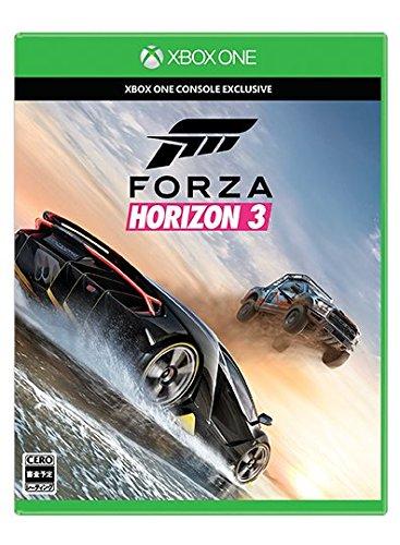 XboxOneForzaHorizon3通常版