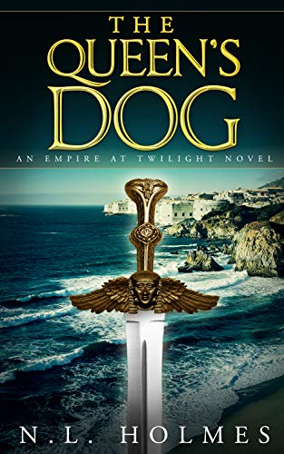 The Queen's Dog by N.L. Holmes ebook deal