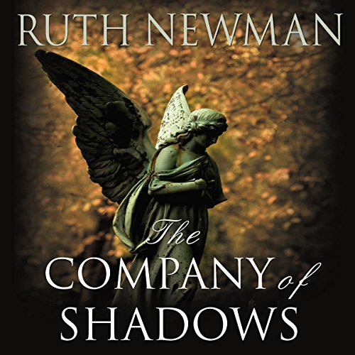 The Company of Shadows audiobook cover art