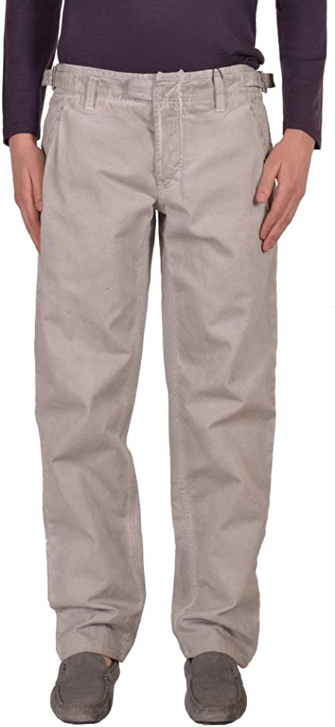 Dolce & Gabbana D&G Men's Gray Casual Pants US 28 IT 44;